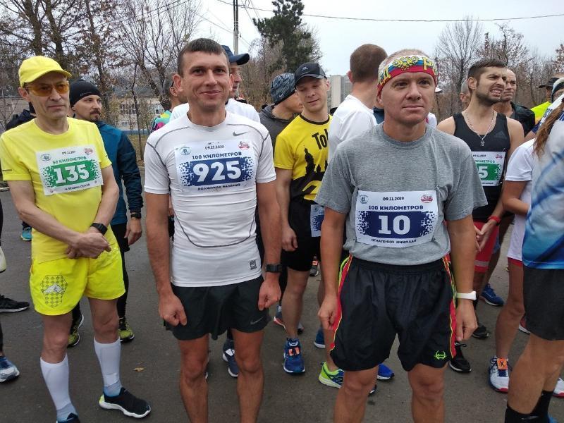 Легкоатлеты из Морозовска приняли участие в III ростовской сотке