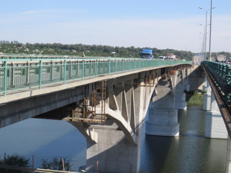 Через реку Северский Донец в Каменске-Шахтинском организуют наплавную переправу