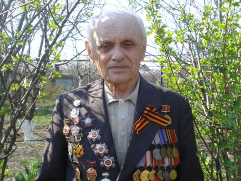 Умер 95-летний ветеран Великой Отечественной войны Николай Асанов