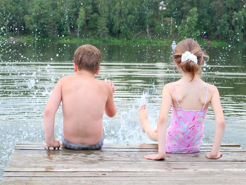 Пляжную зону на реке Быстрая в Морозовске обновили и почистили