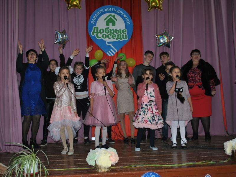 Концертную программу «Добрый сосед» подготовили ко Дню народного единства в Вишневском и Сибирьчанском сельских клубах