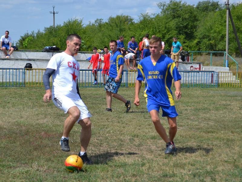 80-летие празднования Дня физкультурника России в Морозовске отметили с большим размахом