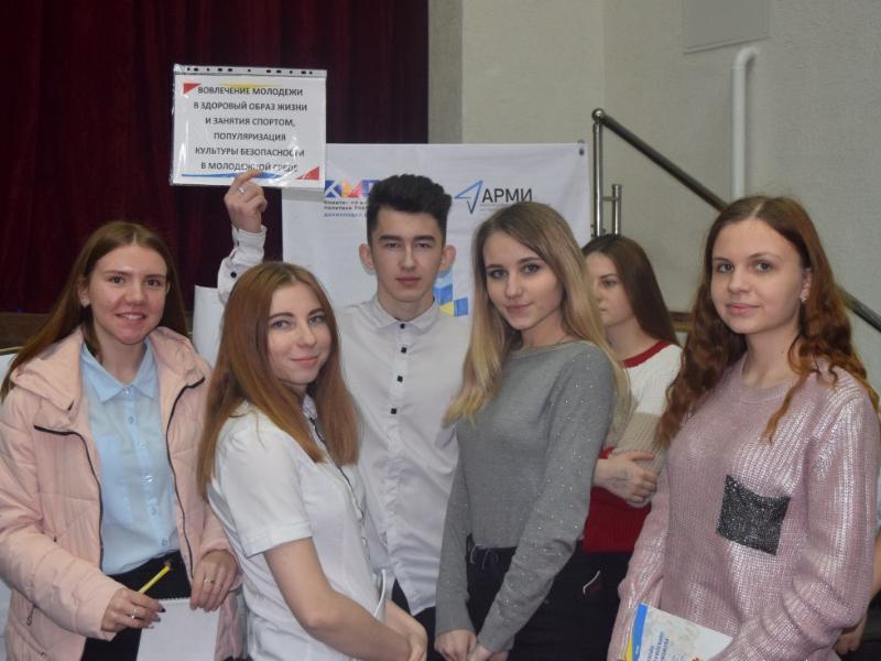 Юные активисты Морозовска получили возможность поучаствовать в областном молодежном форуме «Молодая волна»