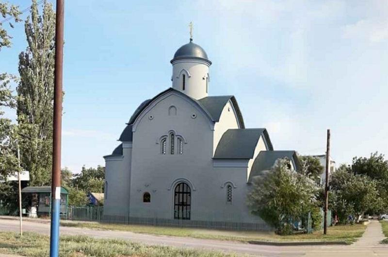 Новый старообрядческий храм в Морозовске начали строить на месте старого