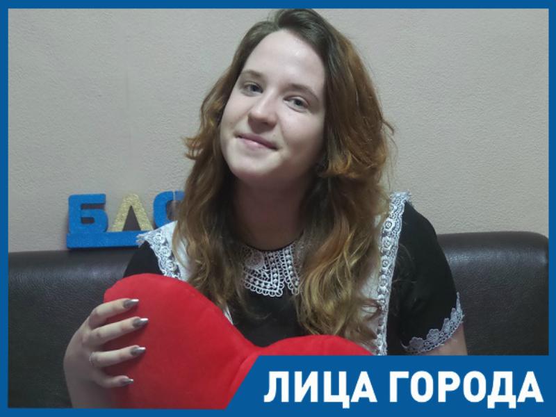 Мне нравится помогать людям, это то ради чего я стала волонтером, - морозовчанка Дарья Суржина