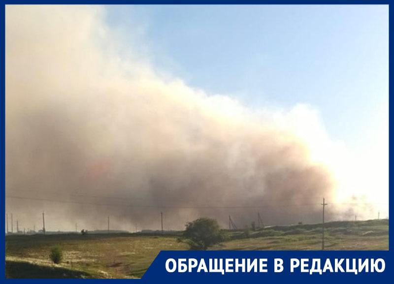 «Других способов утилизации нет», - футбольный тренер предположил, что свалку в Морозовске поджигают специально