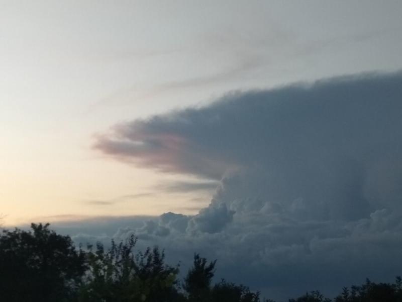 Небольшой дождь и переменную облачность обещают морозовчанам в воскресенье, 18 августа
