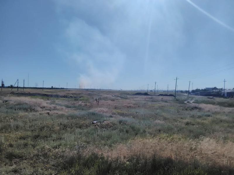 Отравленный дымом свалки Александр Дутов обратился в прокуратуру Морозовского района