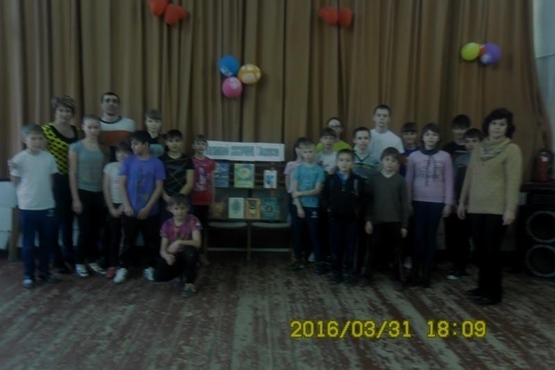 ПИСЬМО В РЕДАКЦИЮ: Неделя детской книги в Вишневском СК