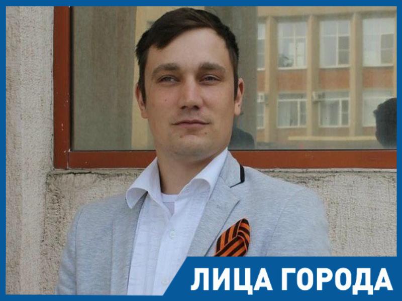 По-настоящему найти себя Эрик Завражин смог только в Морозовске