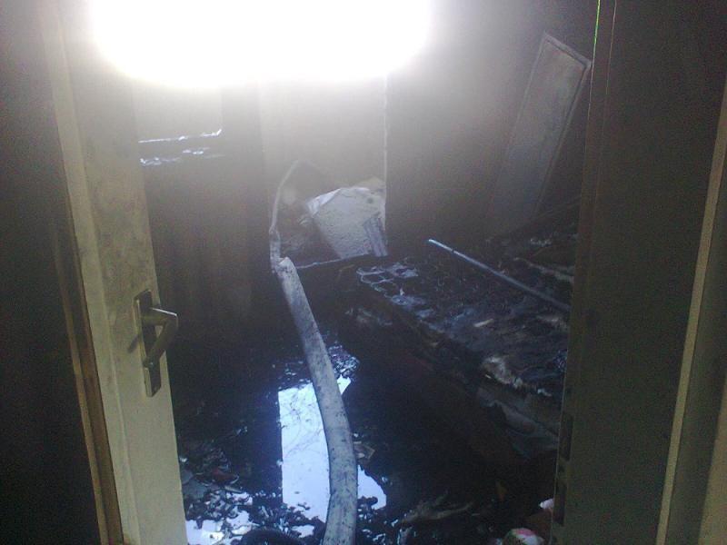 Страшный пожар в военном городке Морозовска шокировал весь город