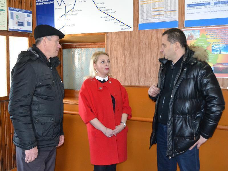 Вопрос решен: льготникам вернули автобус «Морозовск-Ростов»