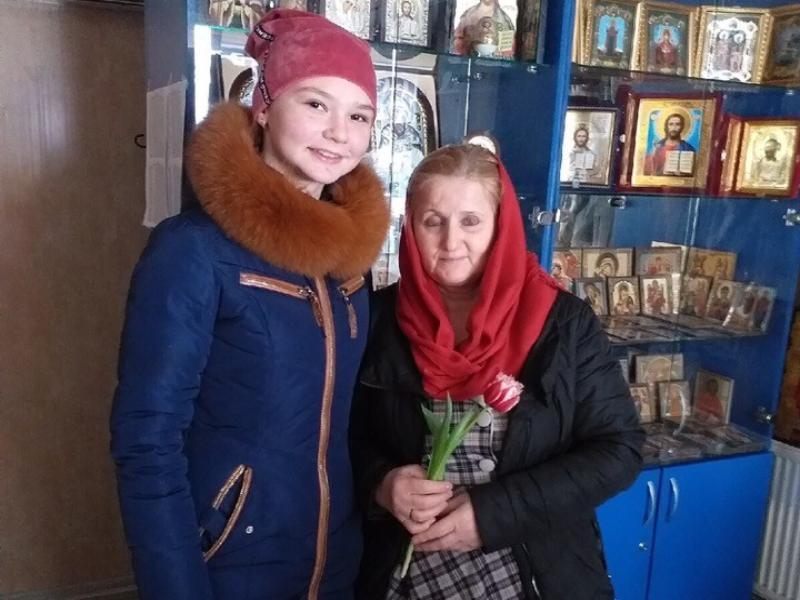 Социальный проект «Время Памяти» в Морозовске на этот раз посвятили Международному женскому Дню