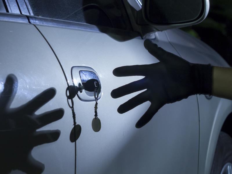 Сотрудники ГИБДД Ростовской области напомнили водителям о мерах по профилактике угонов автомобилей