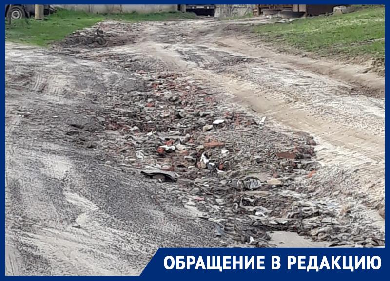 По улице Тургенева нереально проехать на машине, - морозовчанка