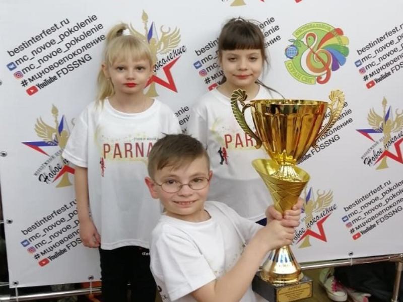 «Парнас» из Морозовска получил приглашение на финал чемпионата по танцам в Москве