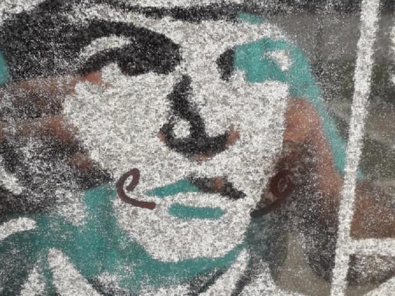 Вандал в Морозовске осквернил новый памятный знак «Пограничникам всех поколений»