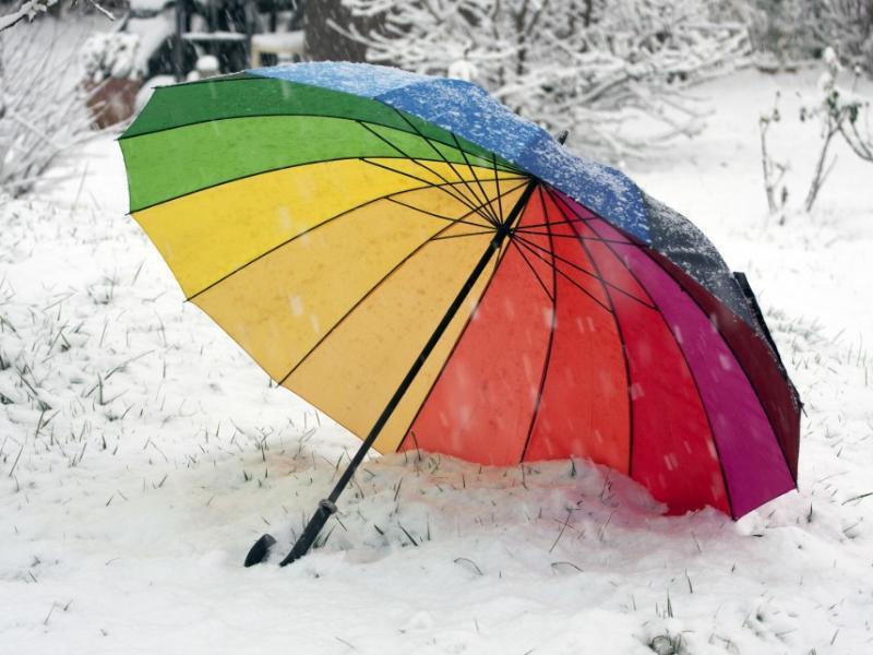 Снег с дождем и сильный ветер ожидает морозовчан в пятницу, 11 января