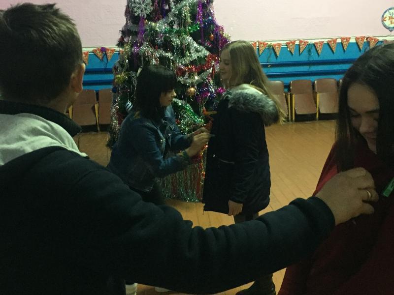 Песнями-колядками и шуточными гаданиями отпраздновали Старый Новый год в Доме культуры станицы Вольно-Донской