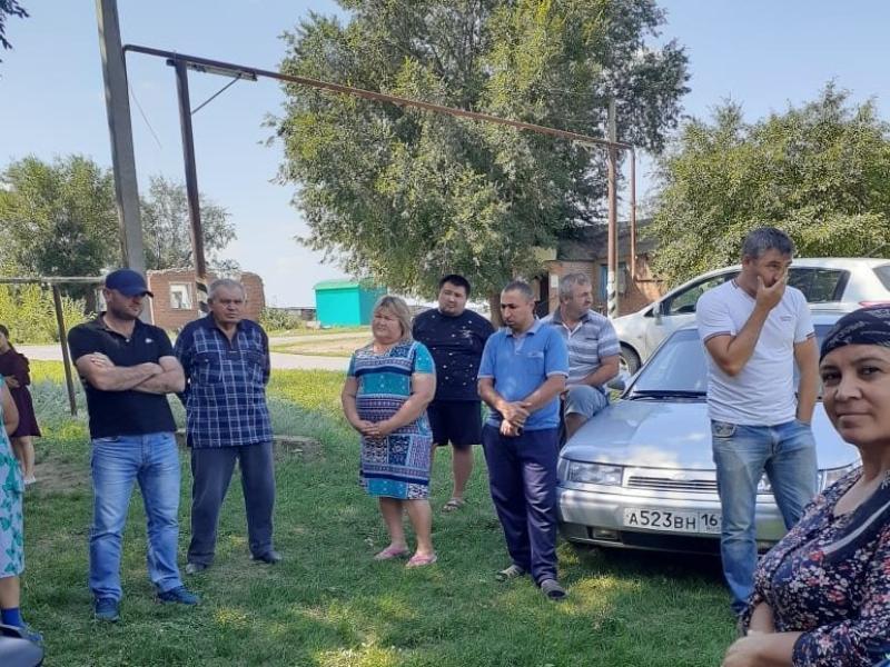 Беспределом посчитали репортеры российской газеты «Крестьянин» ситуацию с пастбищами в Морозовском районе