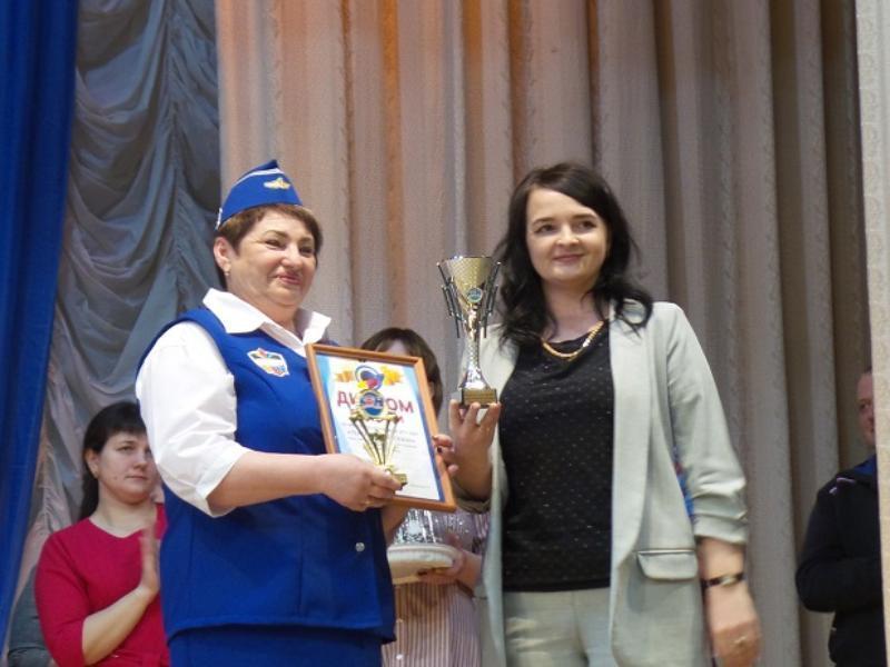 «Девчата» из Широко-Атамановского сельского поселения победили на межпоселенческих играх КВН в Морозовске