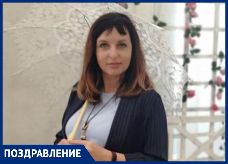 Данчук Наталью Федоровну поздравляют с Днем учителя