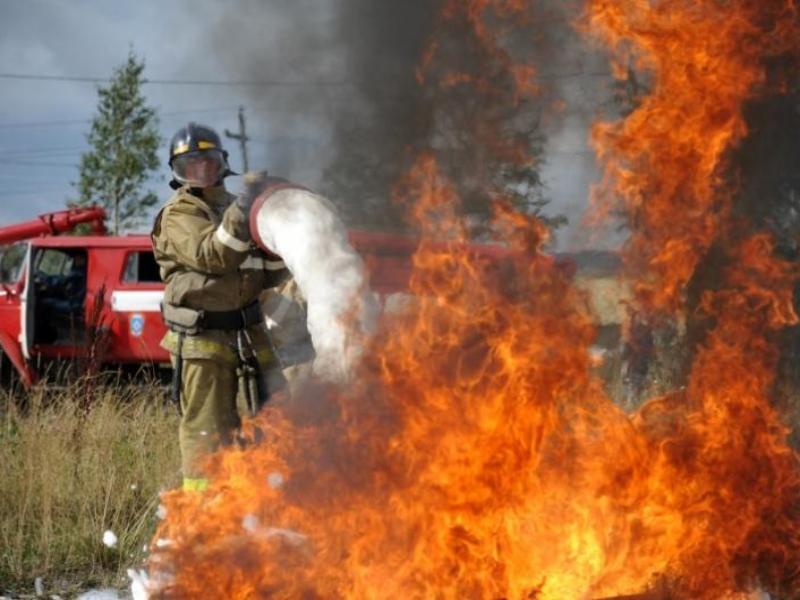Экстренное предупреждение: в ближайшие дни в Ростовской области ожидается чрезвычайная пожароопасность