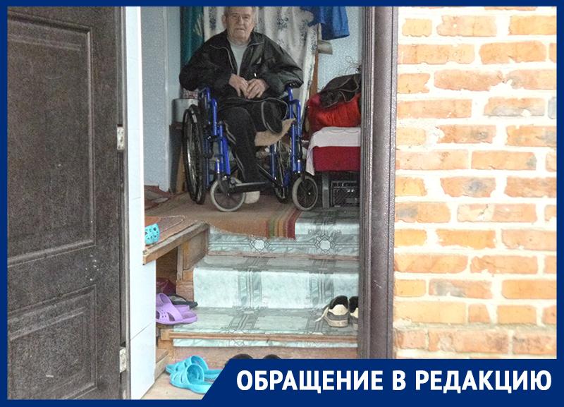 49 человек только в Морозовском районе стоит в списке на предоставление технических средств реабилитации, - ОСЗН
