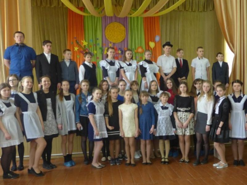 Школьники Морозовского района приняли участие во Всероссийском конкурсе юных чтецов