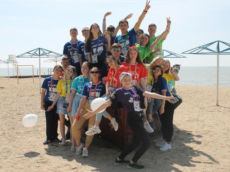 Делегация Морозовского района побывала на окружном форуме «Молодая волна. Поколение добровольцев»