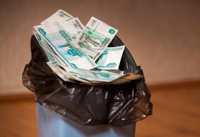 Утвержден тариф за вывоз мусора для Морозовского МЭОК