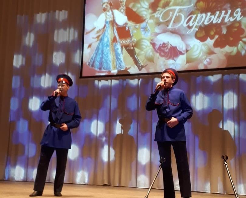 Студенты из Морозовска выступили в VI областном фестивале искусств русской культуры «Барыня»
