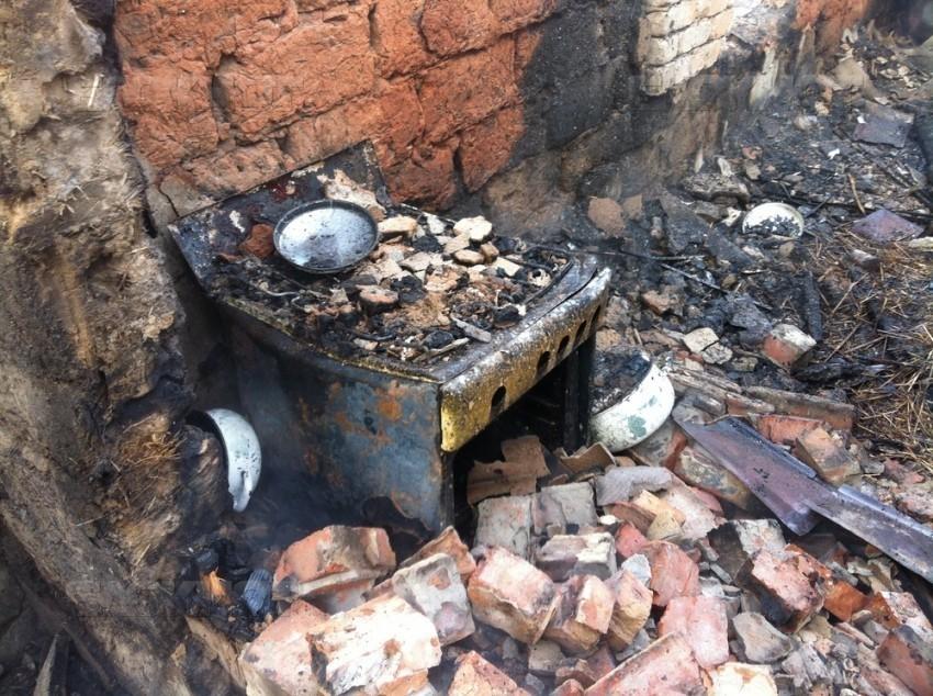 Вопрос-ответ: Как живет сейчас семья погорельцев из хутора Новопроциков?