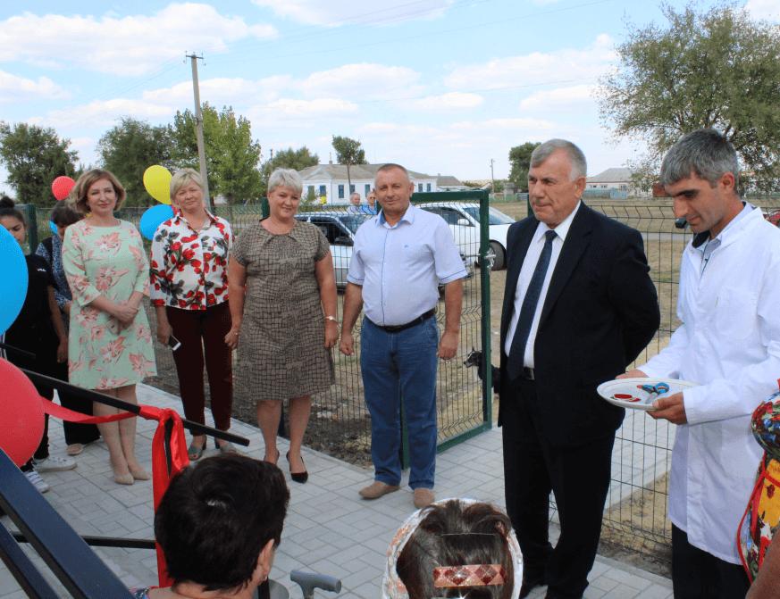 Новый ФАП открыли в хуторе Сибирьки Морозовского района