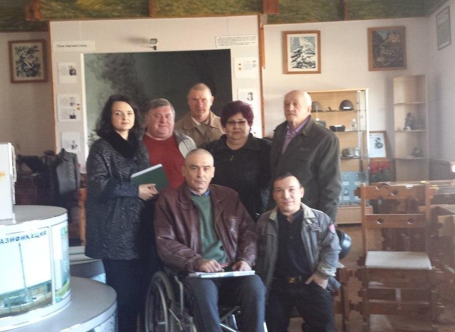 В Морозовске обсудили организацию проведения акции «Бессмертный полк»