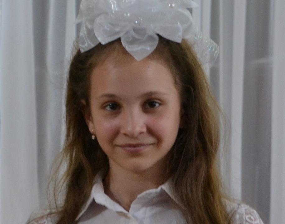 Ученица Ново-Павловской победила в конкурсе рисунков о русском языке