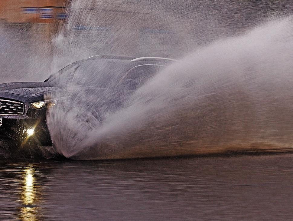 Автомобилистов Ростовской области предупредили о возросшем риске ДТП