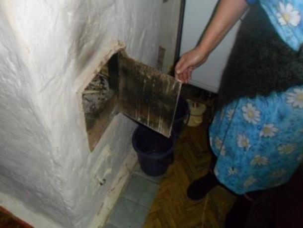 Как улучшить печную тягу: начальник пожарных Морозовска дал советы по подготовке к отопительному сезону
