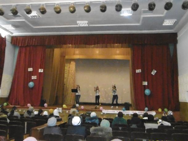 Праздничный концерт «Славим женщину, Чье имя Мать» подготовили в Доме культуры станицы Вольно-Донской