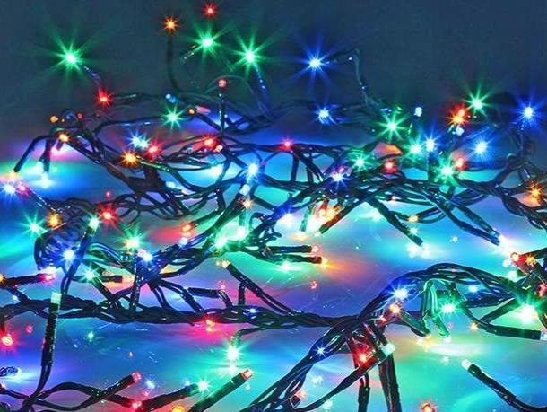 Можно ли оставлять светодиодные гирлянды на ночь