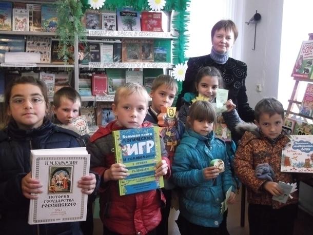 Ученики старопетровской школы попали на экскурсию «Здравствуй, Читайгород»