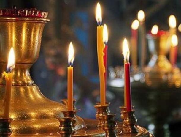 Православные морозовчане сегодня отмечают  Вознесение Господа Бога и Спасителя нашего Иисуса Христа