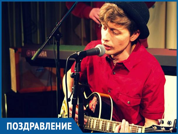 Музыканту и экс-морозовчанину Олегу Барабашу исполнилось 34