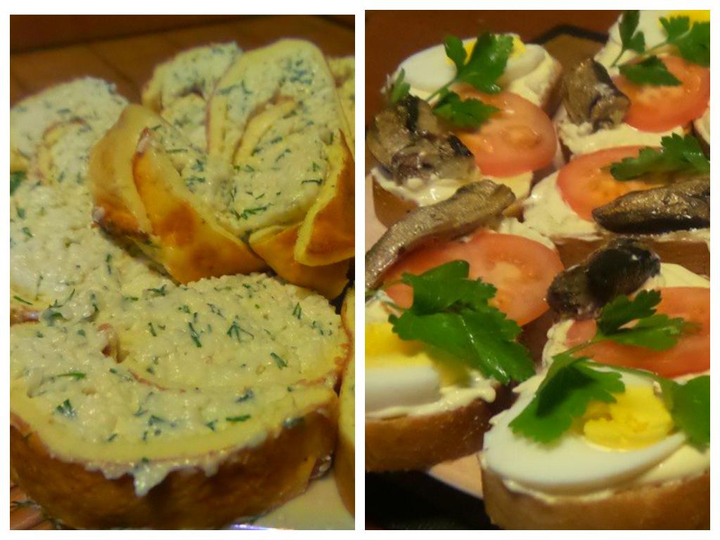 Рулет из омлета против бутербродов со шпротами: журналист «Блокнота Морозовска» предложила два варианта простых новогодних закусок