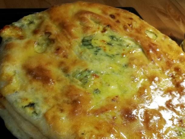 Рецептом очень вкусного осетинского пирога с пошаговыми фото поделилась морозовчанка Вера Згонникова