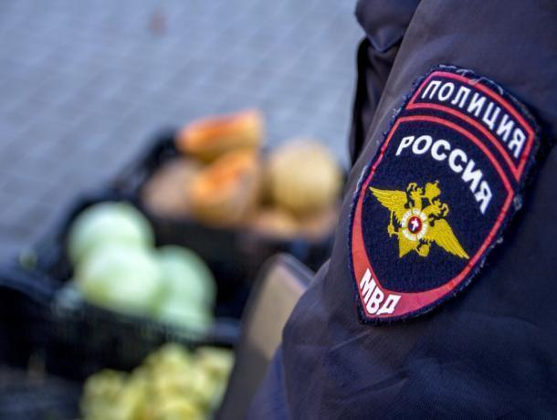 За торговлю в неустановленных местах морозовчанам грозит штраф от 3000 до 80000 рублей