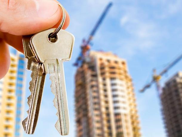 Годовая программа по вводу жилья в Морозовском районе выполнена на 99,47%