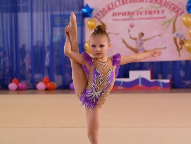 Вторые и третьи места: юные гимнастки достойно представили Морозовск на открытом турнире «Путь к звезде»