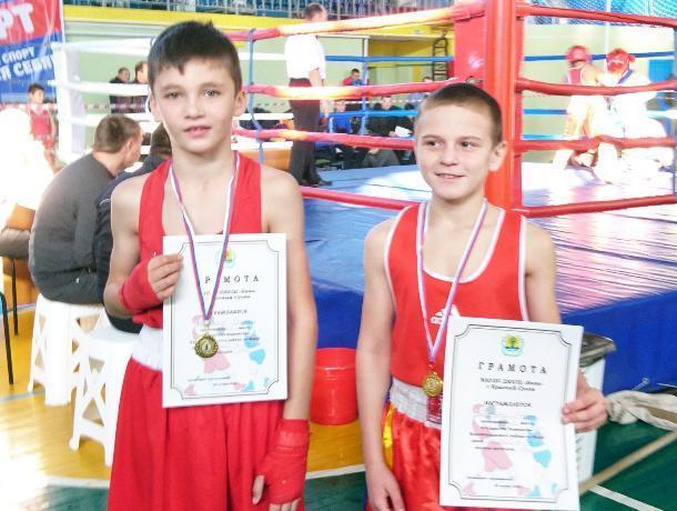 Юные боксеры из Морозовска стали призерами первенства Красносулинского района