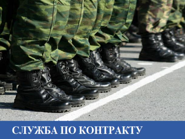 Воинская часть в Морозовске предлагает должности рядовых и прапорщиков по контракту